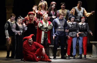 Опера Дж. Верди «Риголетто»