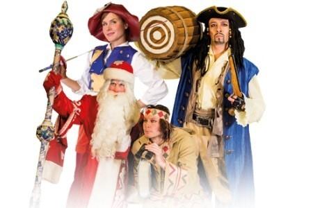 Пираты против Нового года