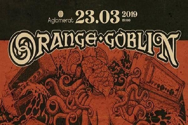 ORANGE GOBLIN (UK)