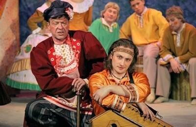 Садко и Царевна Морская