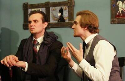 «Идиот» – иммерсивный спектакль по мотивам одноименного романа Ф.М. Достоевского