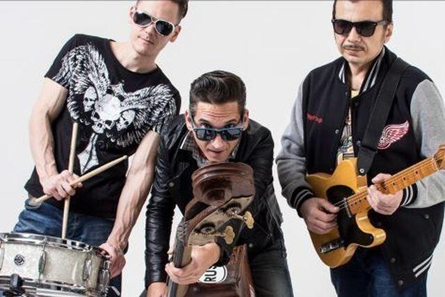 Алексей Фетисов Rock-n-Roll Trio