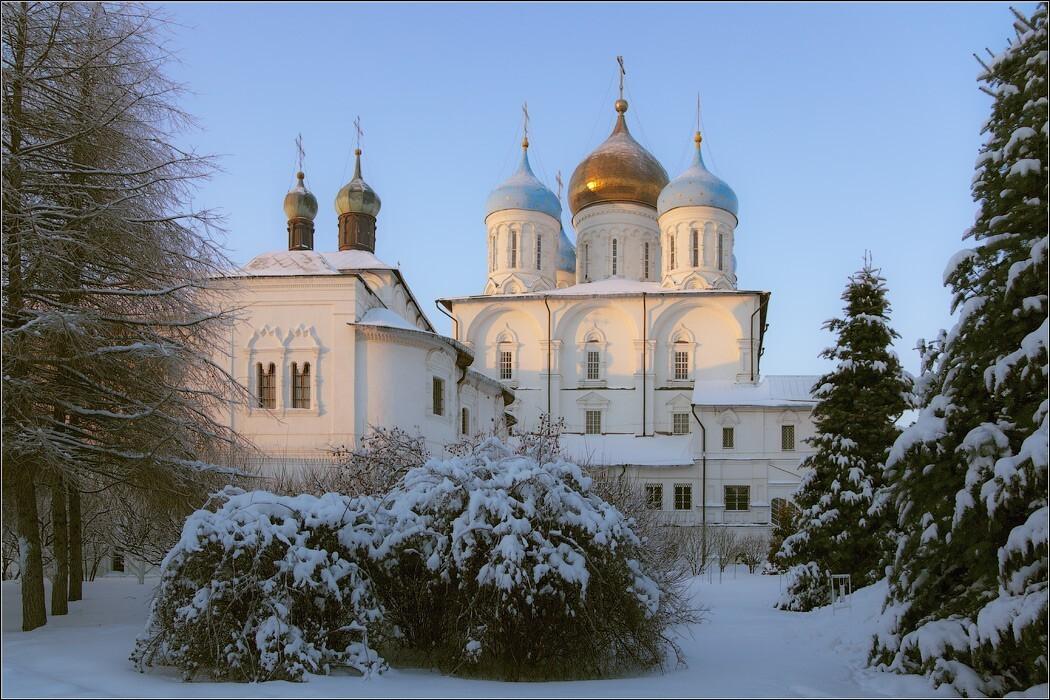 Хор Новоспасского монастыря. Музыкальные традиции старинной обители