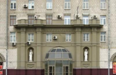 Театр Центр драматургии и режиссуры