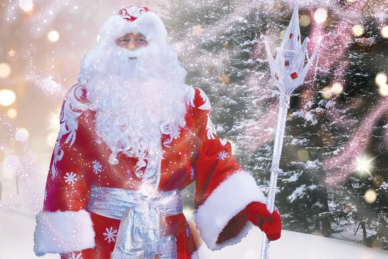 """Новогоднее представление """"Волшебные миры Деда Мороза"""" (0+)"""