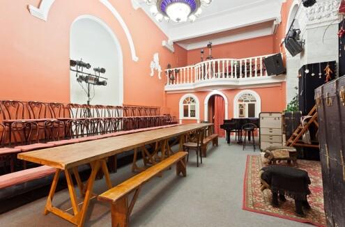 Театр музыки и поэзии Е.Камбуровой