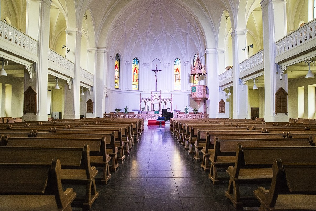 Кафедральный собор Святых Петра и Павла
