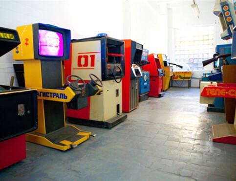 старые игровые автоматы советские