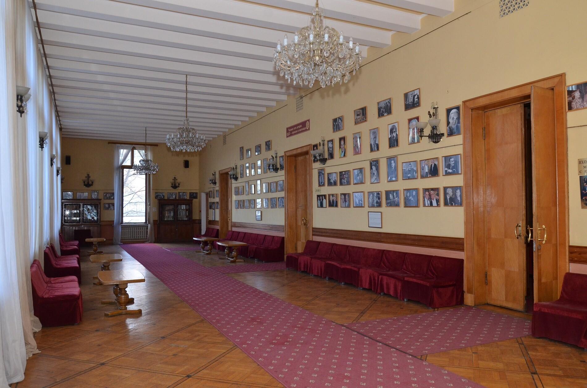Центральный Дом литераторов