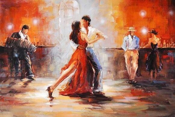 Танго зимних ночей