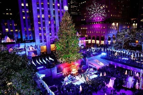 «Рождественский вечер в Нью-Йорке»