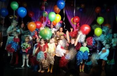 Отчетный концерт (Детских Театральных Студий при театре «МЕЛ»))