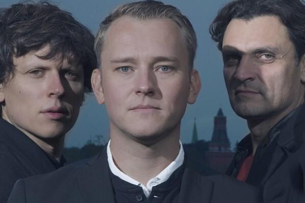 Lrk Trio: Лебедев, Ревнюк, Кравцов