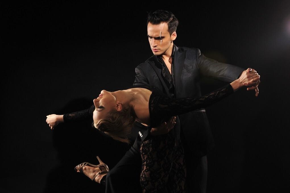 Танго и джаз. Две страсти, две стихии