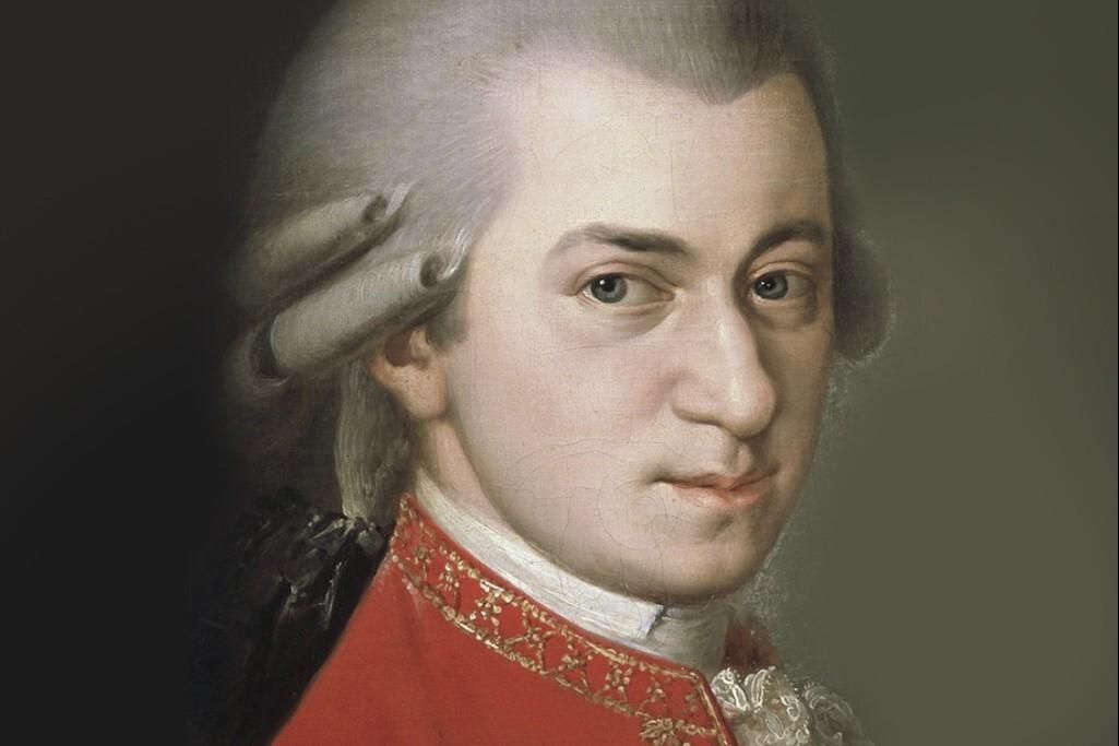 Моцарт. Сонаты для скрипки. А.Лундин (скрипка), Ю.Мартынов (фортепиано)