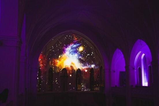 «Моцарт. Реквием. Видеоинсталляция: Вселенная глазами телескопа Hubble»