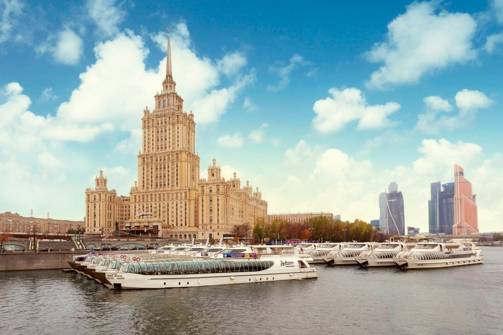Пешеходная экскурсия City Sightseeing Moscow «Знакомство с Москвой»
