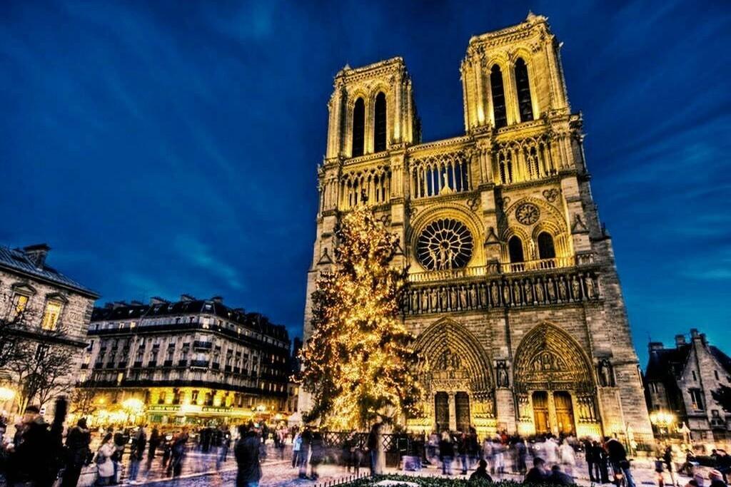 Звуки Notre-Dame