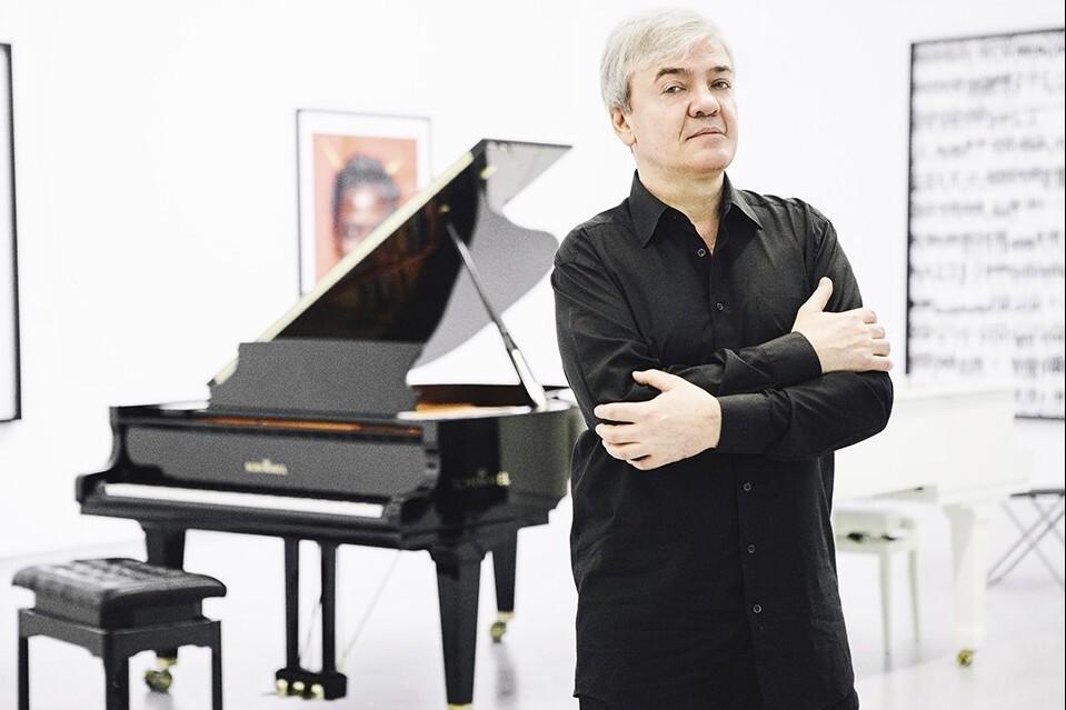 Полина Осетинская, Алексей Гориболь (фортепиано). Музыка театра и кино