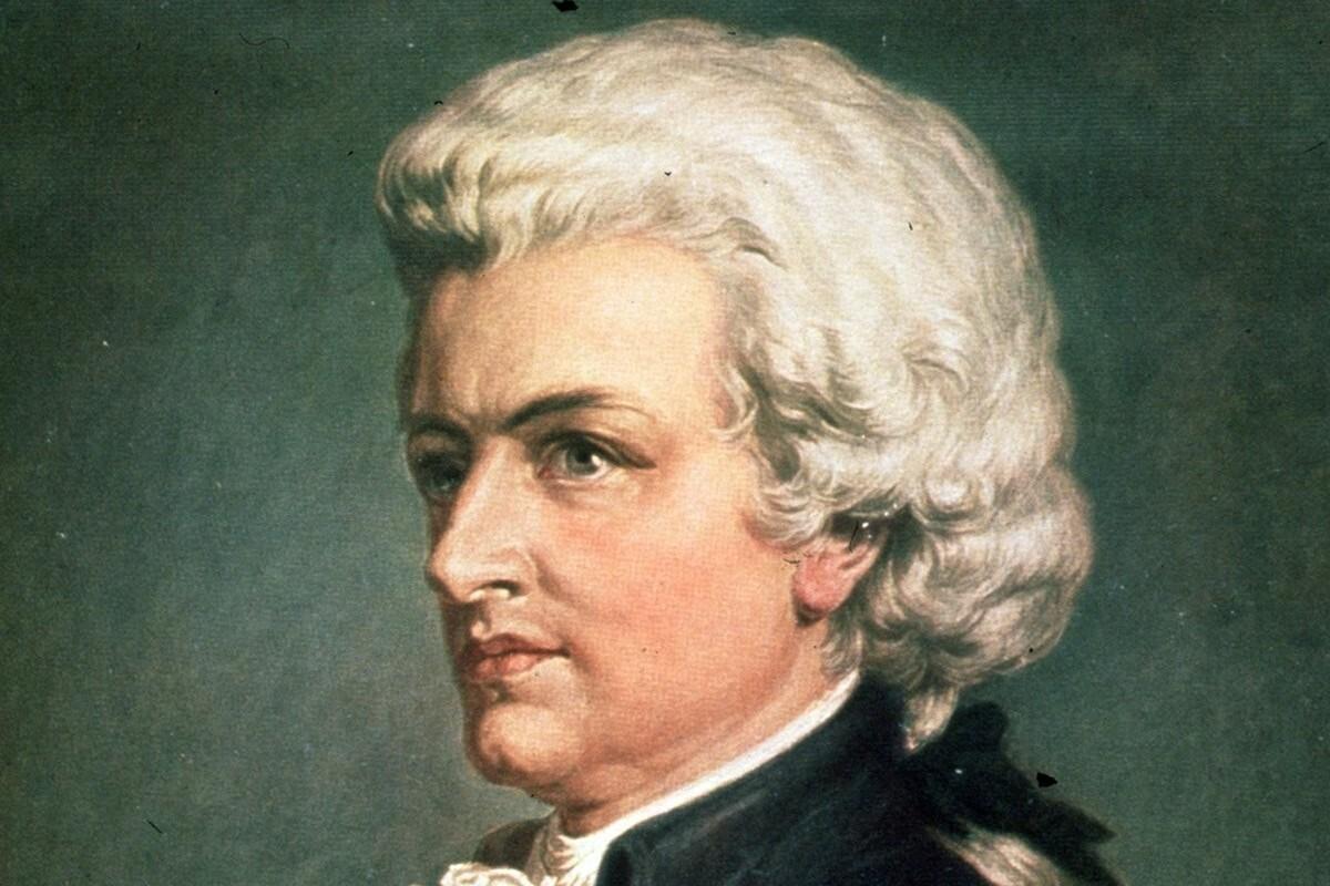 Ты, Моцарт, Бог... Волшебная флейта