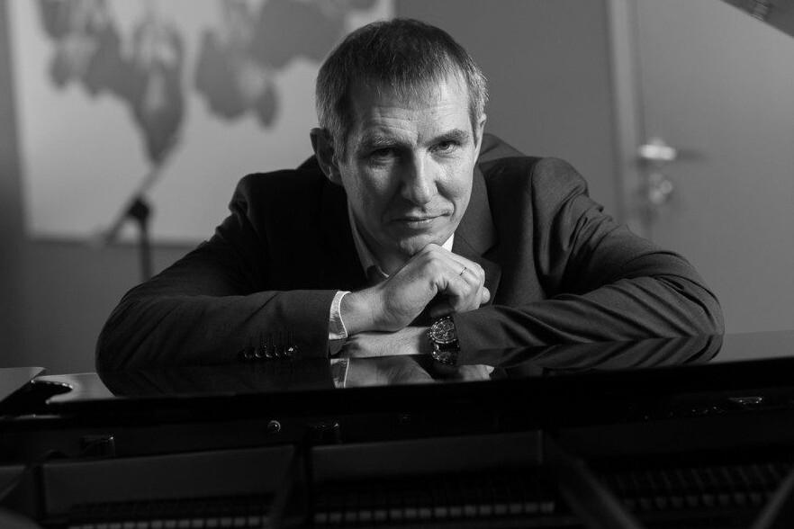 Праздничный концерт известного российского джазмена Алексея Подымкина