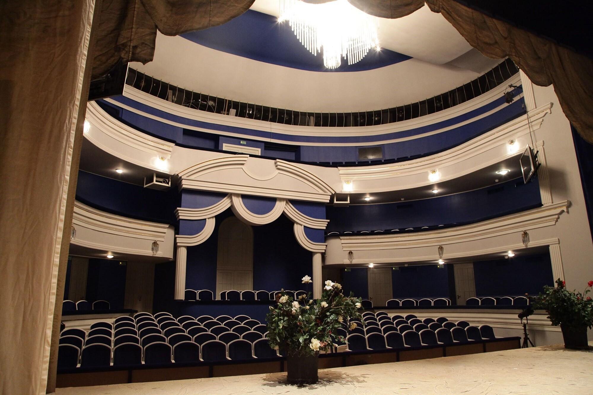 Центр оперного пения Галины Вишневской