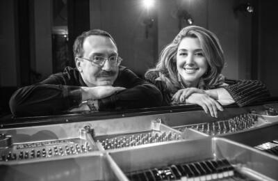 Даниил Крамер и Армине Саркисян «Игры в джаз»