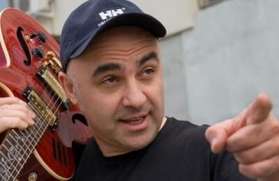 Леван Ломидзе и его группа