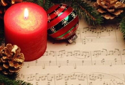 Прекрасная музыка декабря