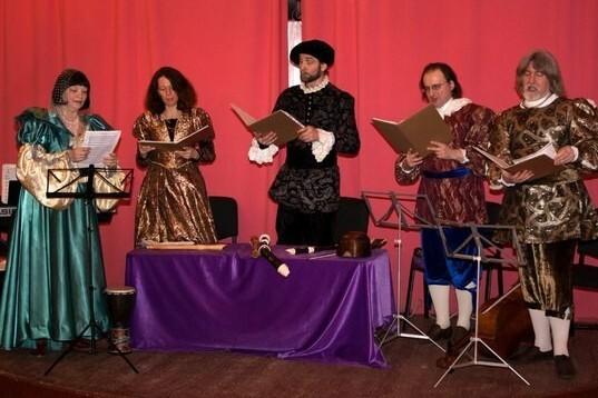 Два Гийома. Музыка французского Средневековья