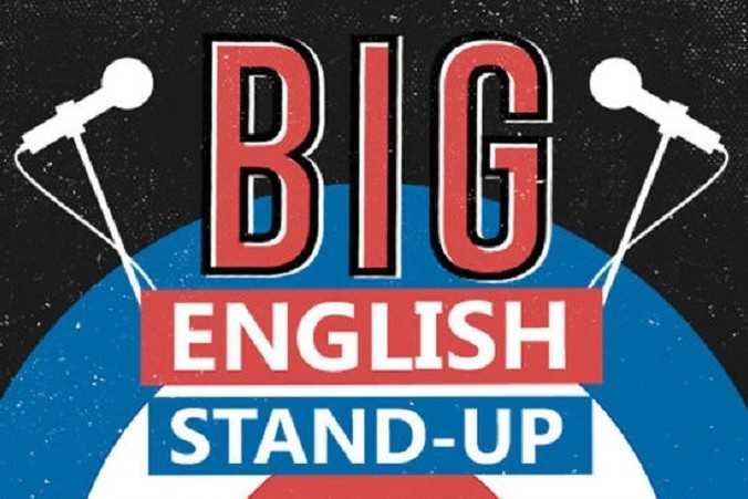 Big English Stand Up