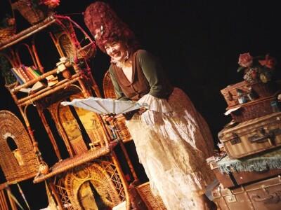 Орех-Тиятр Елены Трещинской «Принцесса на горошине» (Родная сцена: Фрунзенская наб.,48))