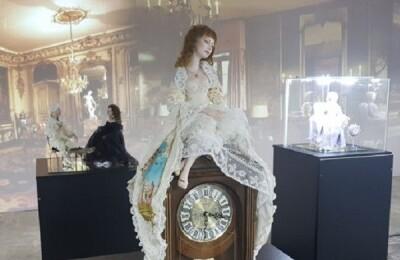 Выставка кукол «Зазеркалье времени»