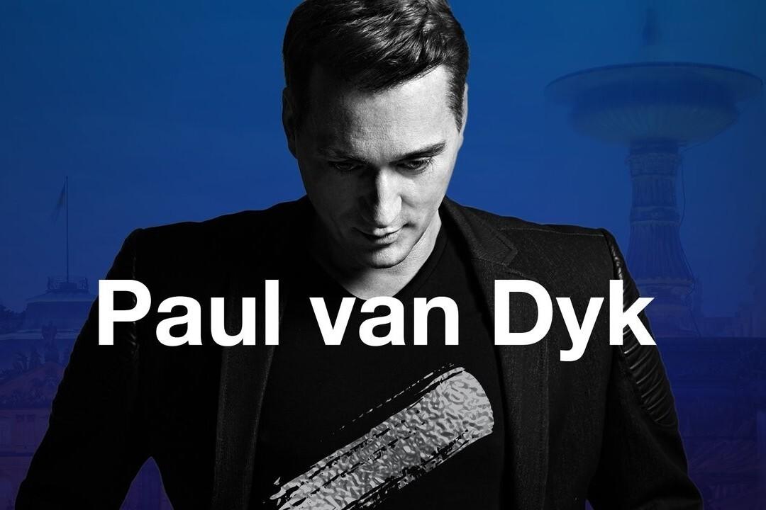 Paul van Dyk — Album tour Russia