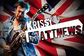 British Blues Invasion to Russia. Krissy Matthews