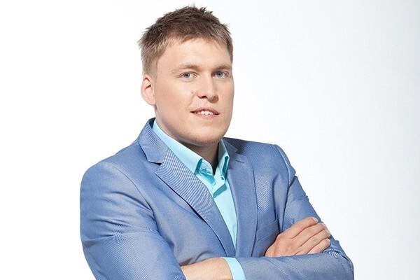 Сольный концерт Александра Незлобина