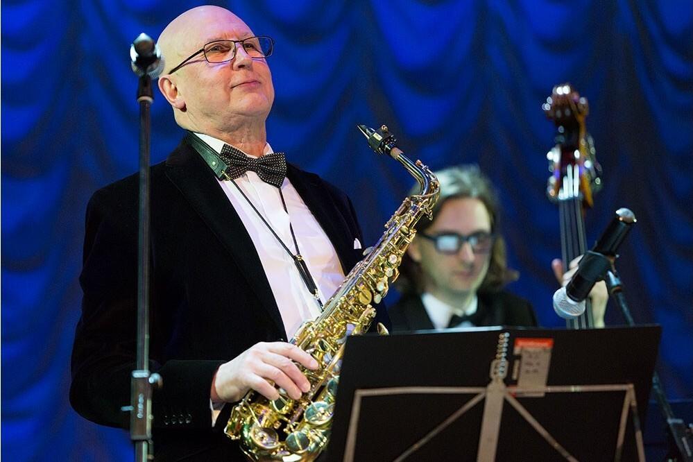 Валерий Киселев и Ансамбль классического джаза «Unforgettable»