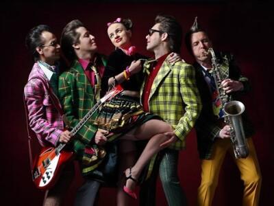 Группа «Стиляги Band»