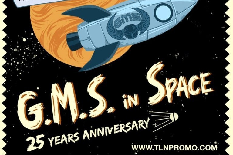 G.M.S. In space