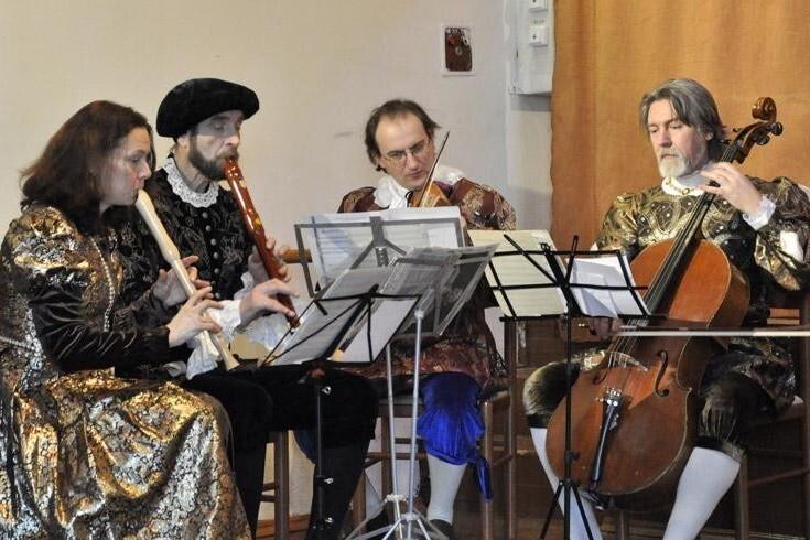 Концерт старинной английской музыки эпохи Возрождения