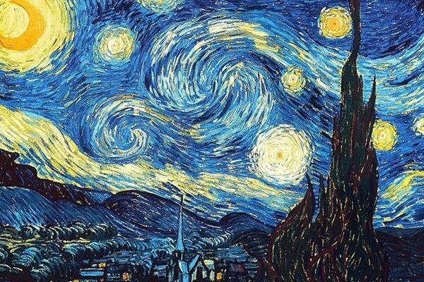 Ван Гог. Восемь саксофонов и песочная анимация
