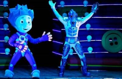 Фикс-шоу: Фиксики играют в цирк