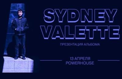 Sydney Valette: Презентация альбома
