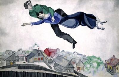 Шагал. Жизнь и творчество в России