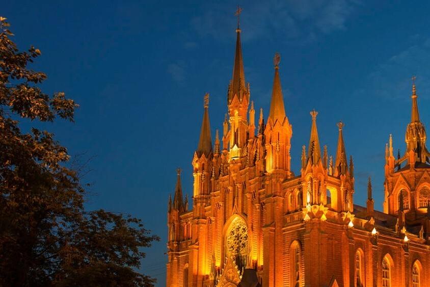 Вечер при свечах. Музыка для органа и виолончели