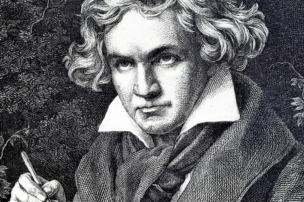 Бетховен. Сонаты.