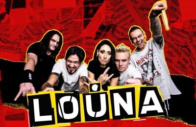 LOUNA. 10 лет группе