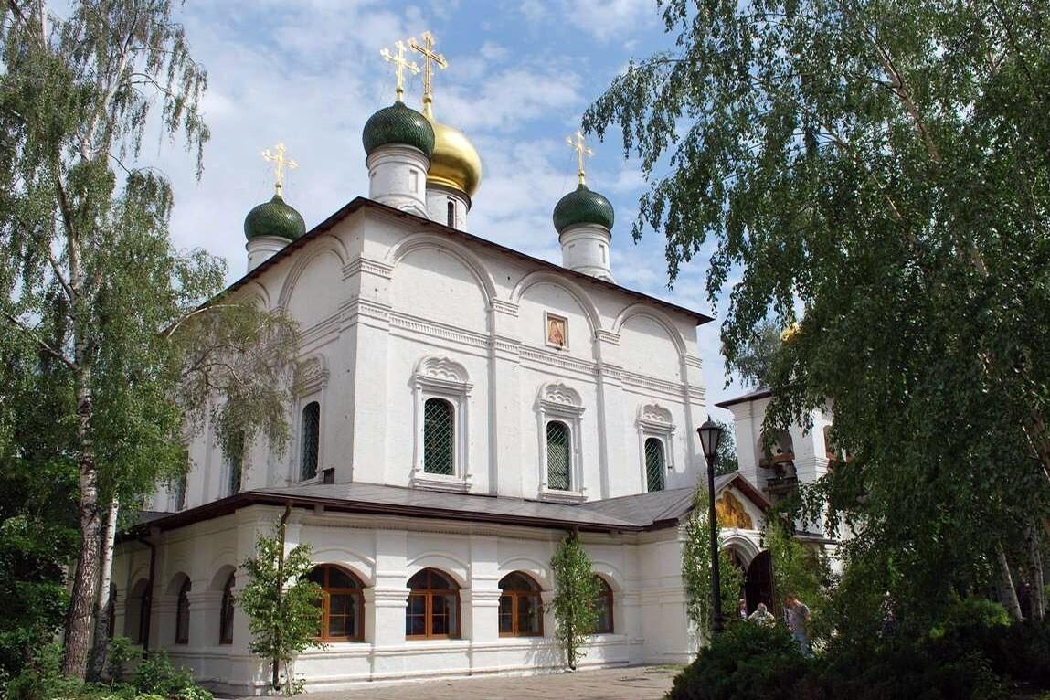 Хор Московского Сретенского монастыря. Любимые песни