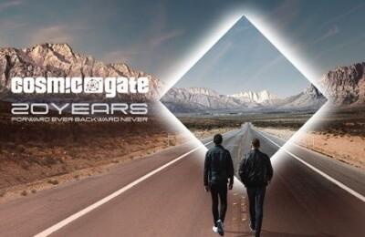 Cosmic Gate – 20 Years Tour