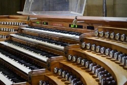 Музыка соборов мира: Арьян Брейкховен